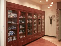 Retail/Point-of-Sale Display - Villa Sport, The Woodlands, Texas